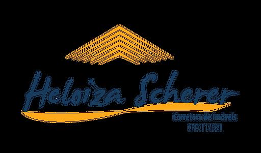 Heloiza Scherer corretora de imóveis - Confiança, qualidade profissional, conhecimento, ética e respeito. Você pode confiar!